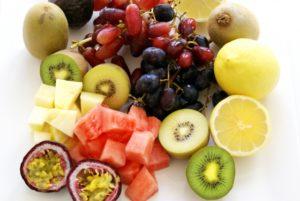 冷凍フルーツの美味しさ