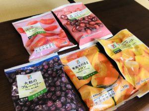 セブンの冷凍フルーツ