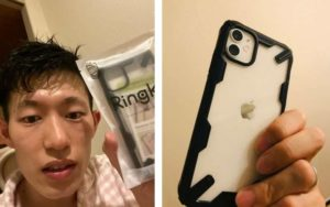 iphone11のスマホケース