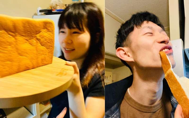 高級食パンは旨い